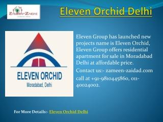 Eleven Orchid Delhi
