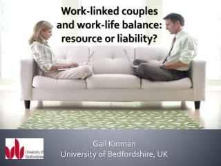 Work-linked couples and work-life balance: resource or liability