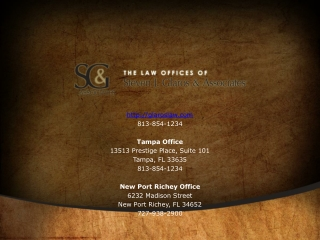 Divorce Lawyers New Port Richey
