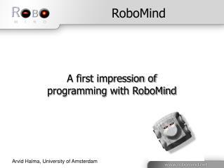 RoboMind
