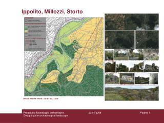 Ippolito, Millozzi, Storto