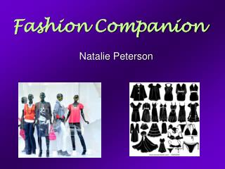 Fashion Companion
