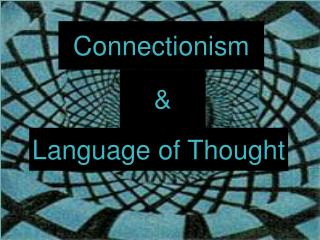Connectionism and LOTH