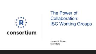 Powerpoint presentation by Novartis employee