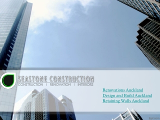 Design and Build auckland