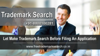Let Make Trademark Search Before Filing An Application