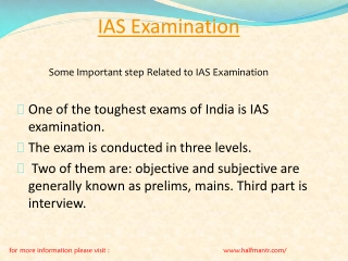 Some Content For IAS Examiantion