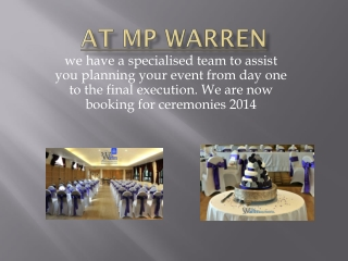 At MP the Warren
