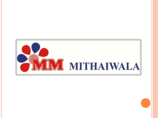 Navratri sweets with special discount - M.M. Mithaiwala