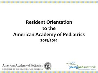 Five Minute Guide   to the American Academy of Pediatrics 2012