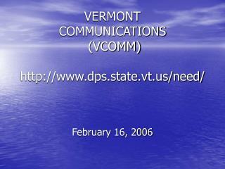 February 16, 2006