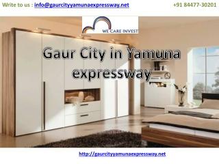 Gaur yamun city | 84477-30201