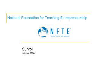 National Foundation for Teaching Entrepreneurship