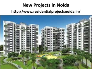 New Upcoming Projects In Noida