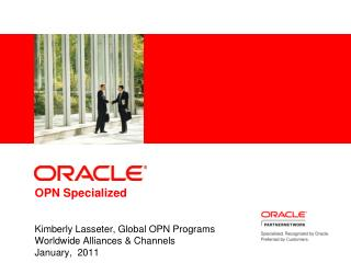 Partners are Critical to Oracle's Success