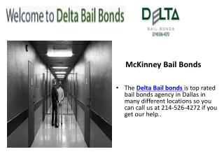 McKinney Bail Bonds