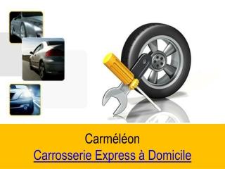 Services de réparation et carrosserie automobiles qualité
