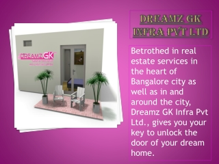 Dreamz Infra India - Reviews