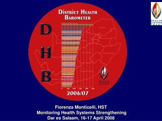 The District Health Barometer