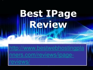 Best IPage Review
