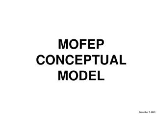 MOFEP