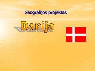 Geografijos projektas