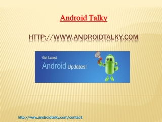 Development trends of Android Apps Reviews