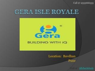 Gera Isle Royale