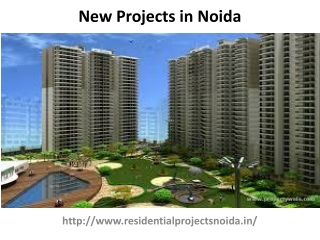 New Residential Projects In Noida