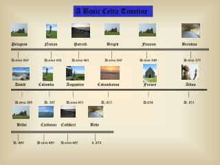 A Celtic Chronology