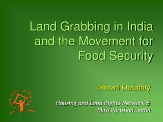 India: Socio-Economic Indicators