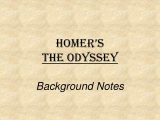 Homer's 
