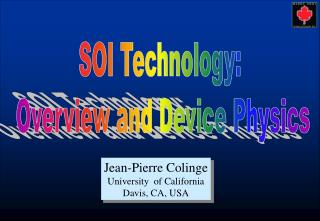SOI Technology: