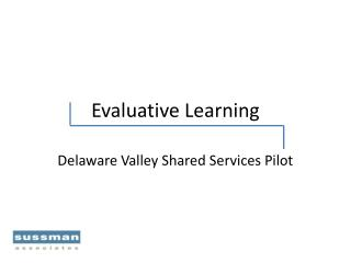 Evaluative Learning
