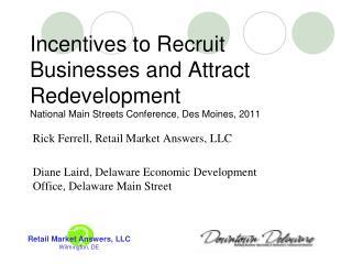 Retail Market Answers, LLCWilmington, DE