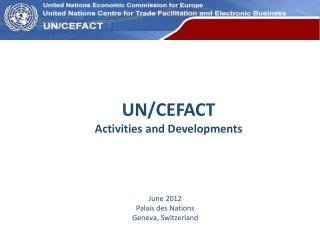 UN/CEFACT 