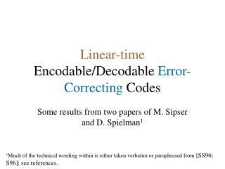 (Encode)