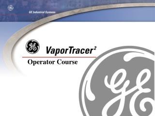 Operator Course
