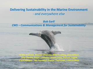 Sustainable Development Delivery Toolbox