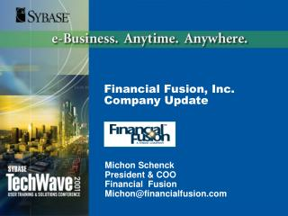 Financial Fusion, Inc.