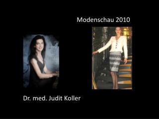 Dr. med. Judit Koller