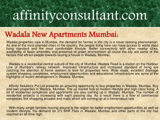 nirmal lifestyle mulund ||09999684955|| nirmal apartments