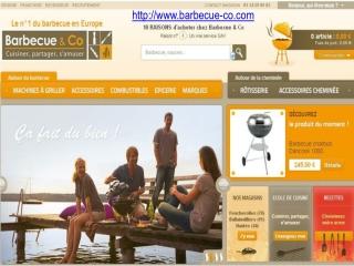 Acheter Barbecue Weber Gaz pas cher