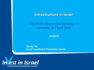 Infrastructure in Israel