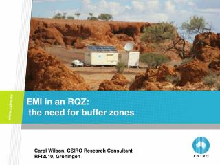 EMI in an RQZ:  