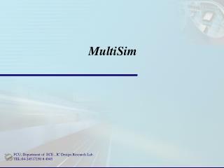 MultiSim