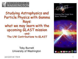grad student talk 1-Feb-06