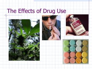 The Effects of Drug Use