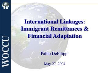 Pablo DeFilippi May 27, 2004