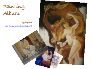 Paintings by Bajeesh